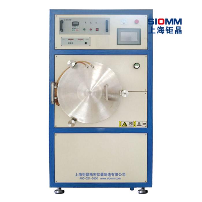 上海钜晶SZFL-1600真空气氛炉