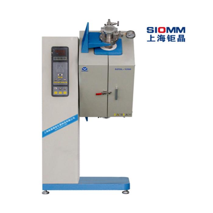 上海钜晶SZGL-1200多工位开启式管式炉