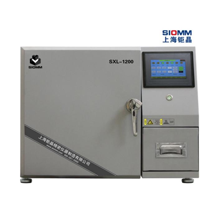 上海钜晶SXL-1200精密箱式实验电炉