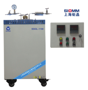 上海钜晶SGGL-1100热压烧结炉