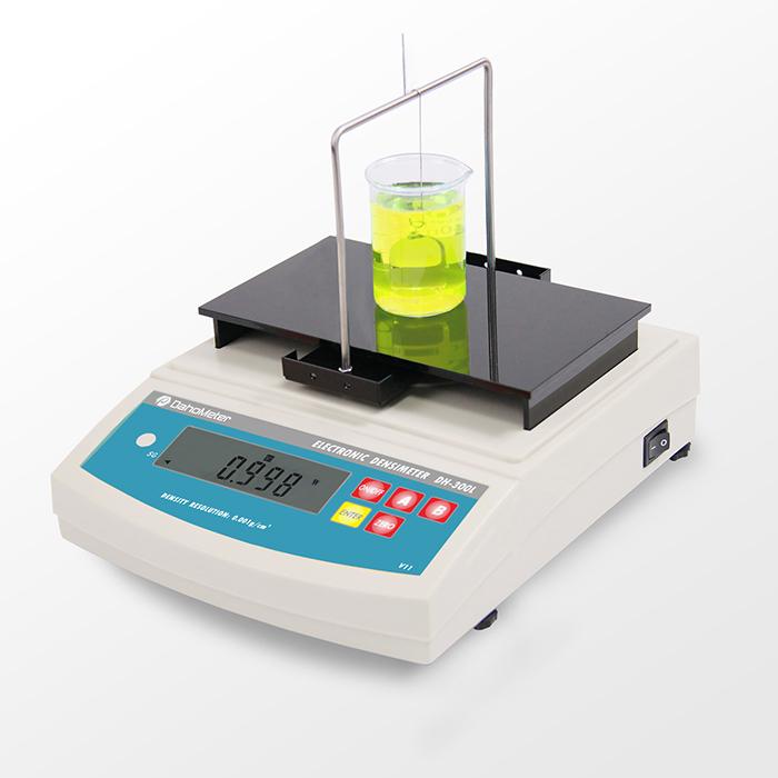 达宏美拓DE-120L高精度液体密度计
