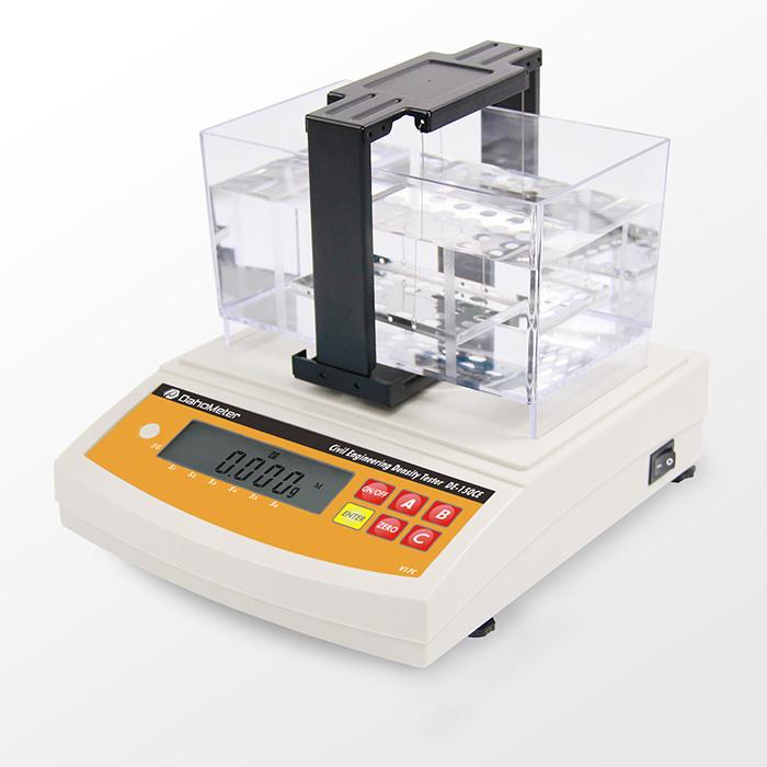 达宏美拓DE-250CE高精度木材密度测试仪