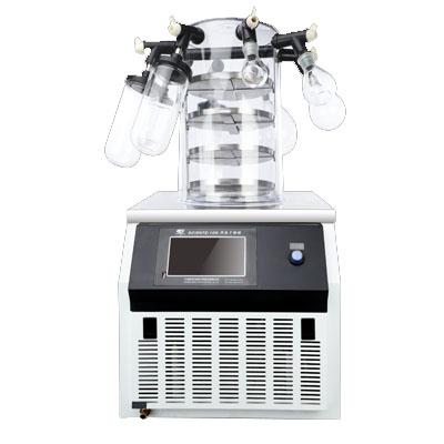 宁波新芝Scientz-10N/C台式冷冻干燥机(普通多歧管)
