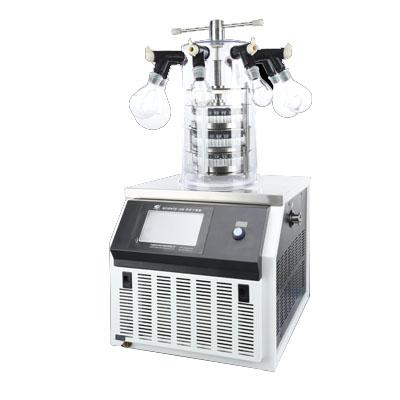 宁波新芝Scientz-10N/D台式冷冻干燥机(压盖多歧管型)