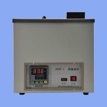 吉林奔腾BHW-1型-恒温油浴