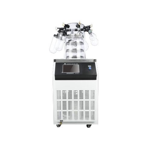 宁波新芝Scientz-12N/C立式冷冻干燥机(多歧管型普通型)