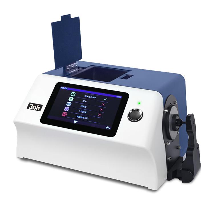 三恩时YS6080台式分光测色仪