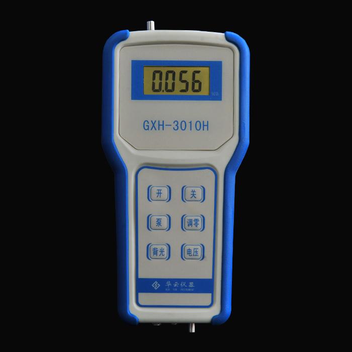 北京华云GXH-3010H手持式红外线CO2分析仪(自动调零)