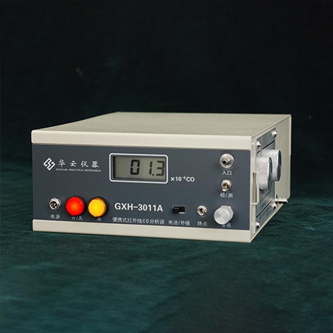 北京华云GXH-3011A便携式红外线CO分析仪
