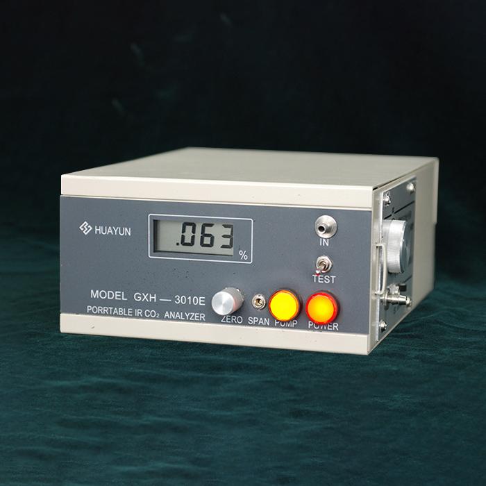 北京华云GXH-3010E便携式红外线CO2分析仪