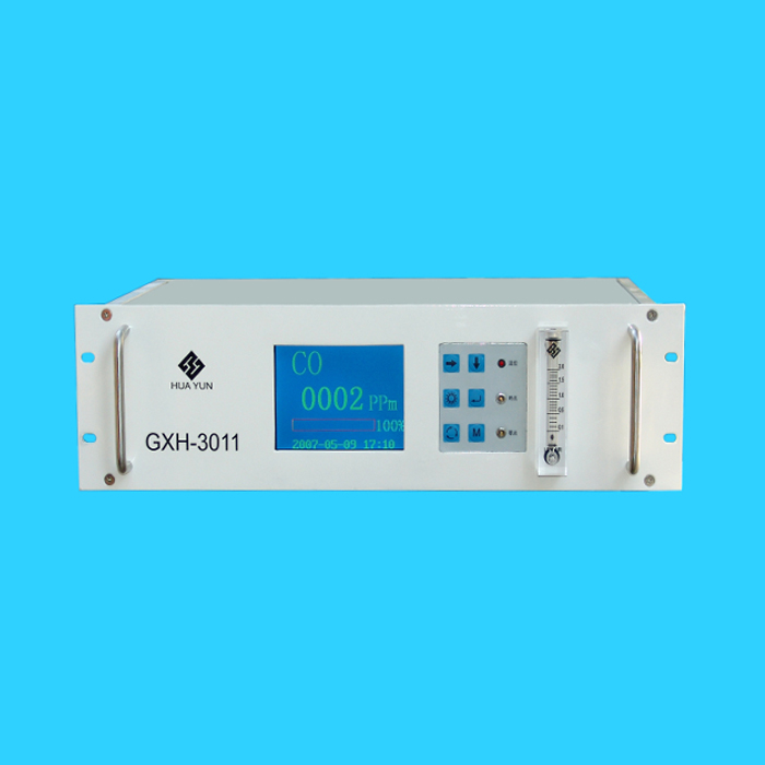 北京华云GXH-3011N在线式红外线气体分析器