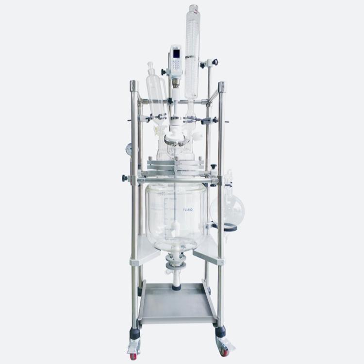 上海弗鲁克FISCO-G20玻璃反应器