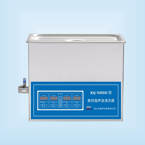 昆山舒美KQ-500DE超声波清洗器