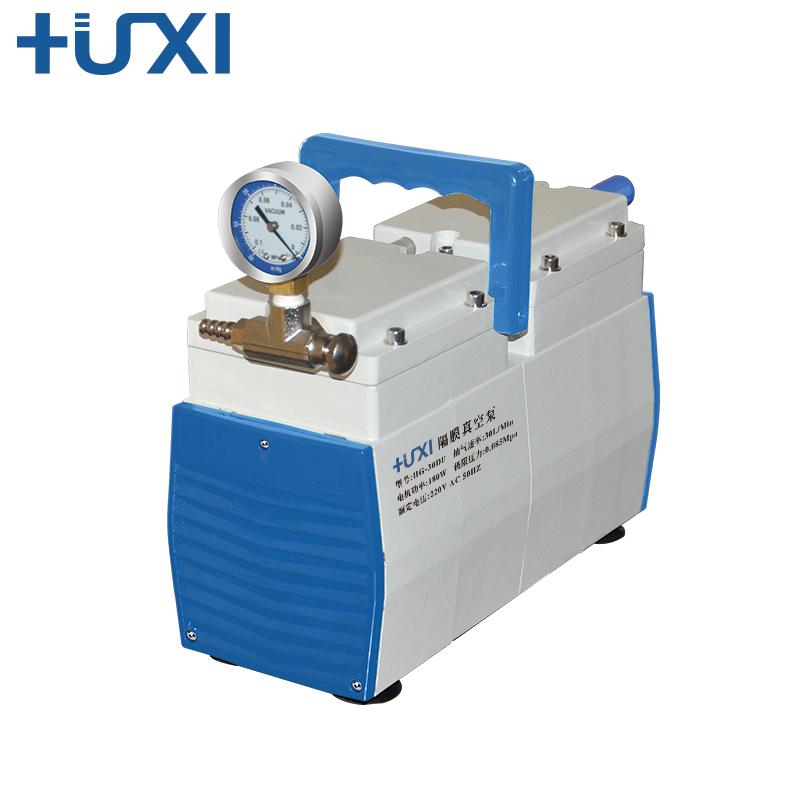 上海沪析HG-30DF耐腐蚀隔膜泵