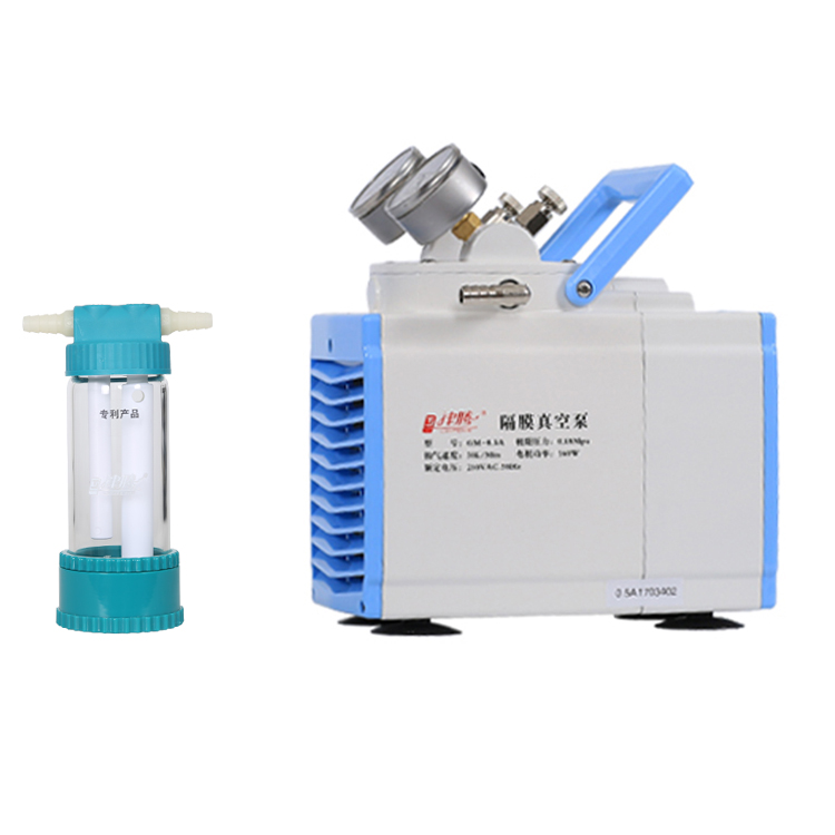 天津津腾GM-0.5A两用型隔膜真空泵