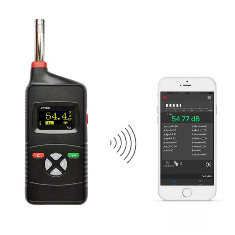 杭州爱华iSV1101型声级计