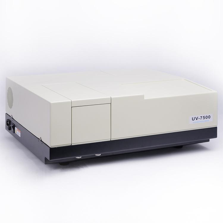 上海棱光UV7500双光束紫外可见分光光度计
