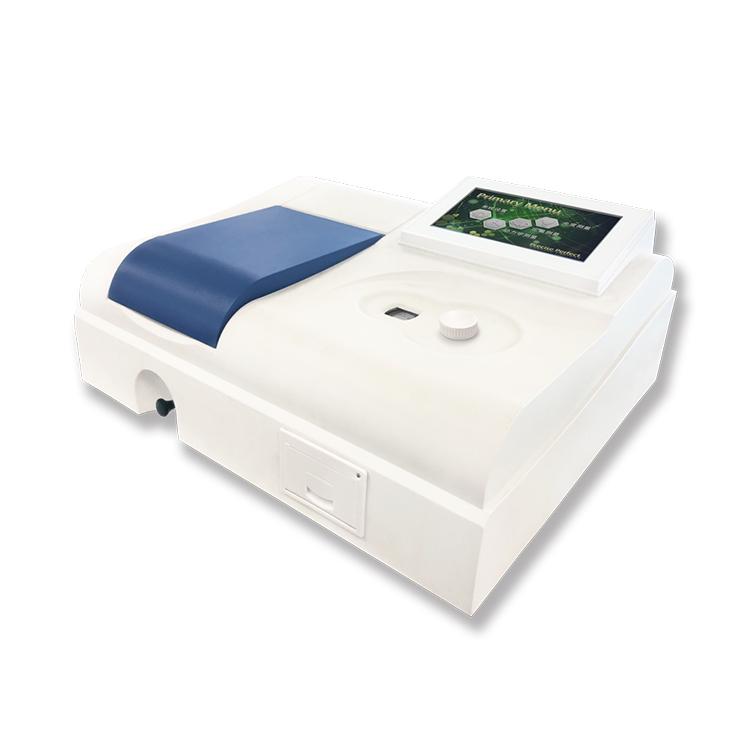 仪电精科754N紫外可见分光光度计