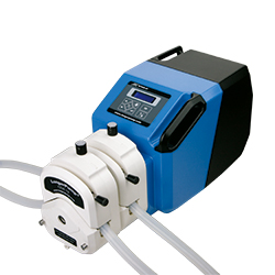 保定兰格工业不锈钢灌装蠕动泵WT600-4F