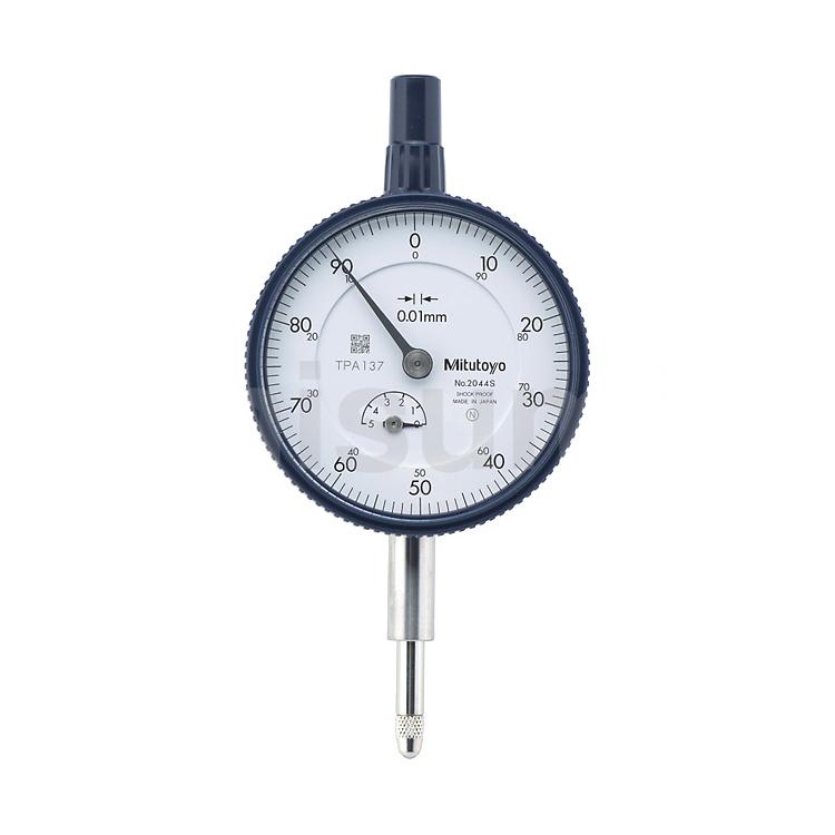 日本三丰指针式指示表标准型-0.01mm分度值