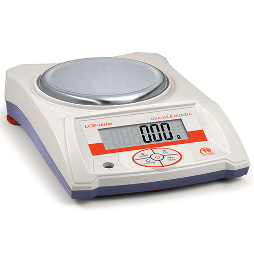 美国华志LCD-A500电子天平