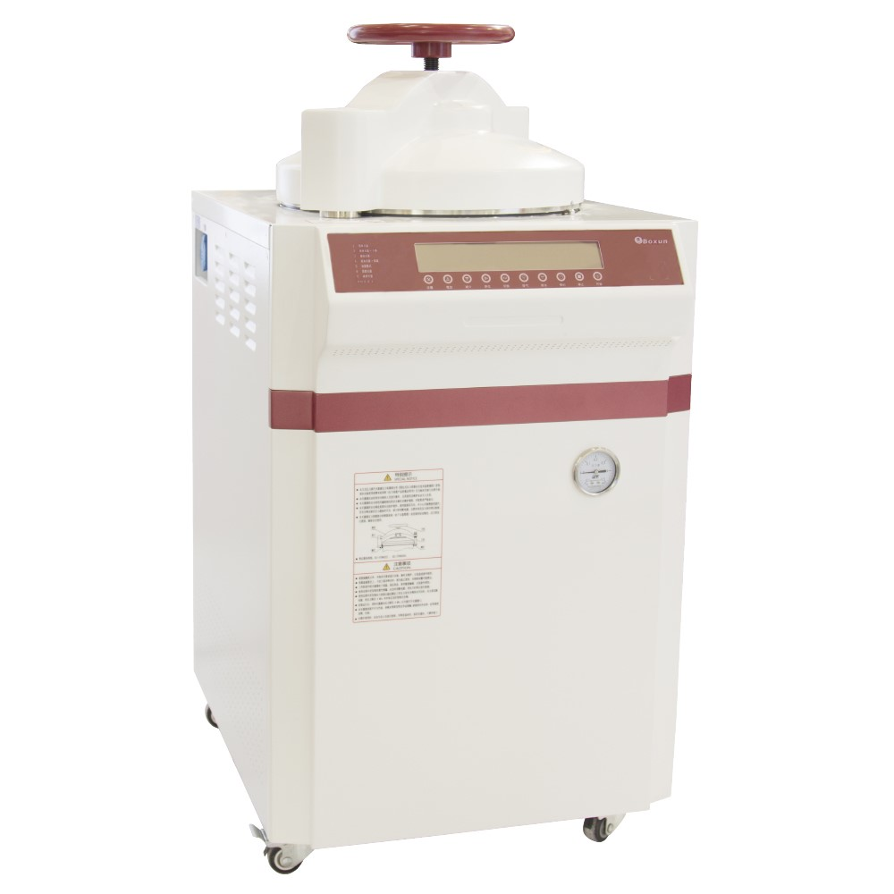 上海博迅BXM-60VF立式压力蒸汽灭菌器(新品)