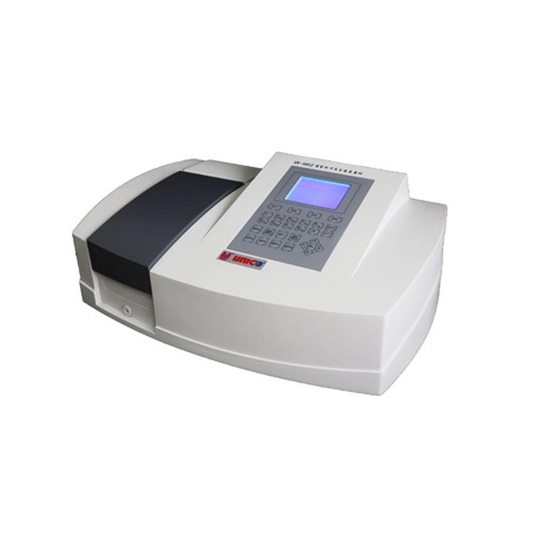 尤尼柯UV-4802大屏幕扫描型双光束紫外可见分光光度计
