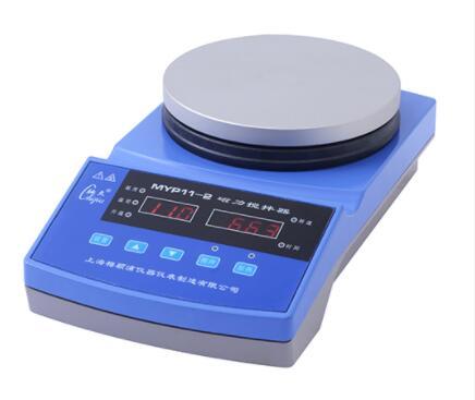 上海梅颖浦MYP11-2恒温磁力搅拌器
