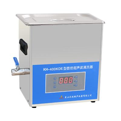 昆山禾创KH-400KDE高功率数控超声波清洗机