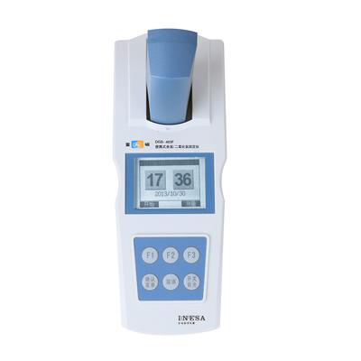 上海雷磁DGB-403F型便携式余氯二氧化氯测定仪