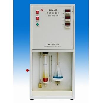 上海新嘉KDN-DI自动定氮仪(蒸馏器)