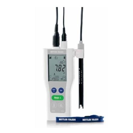 梅特勒S8-Field Kit便携式pH/mV离子计