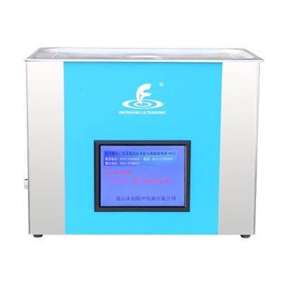 昆山禾创KH-500ZDE中文显示数控超声波清洗器
