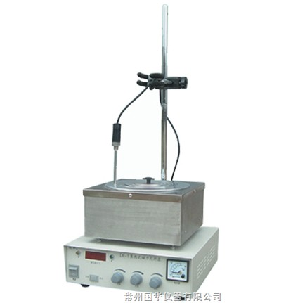 常州国华HJ-8集热式磁力搅拌器
