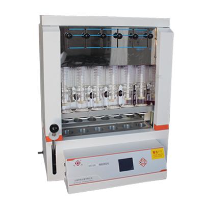 上海纤检SZC-101(自动)脂肪测定仪