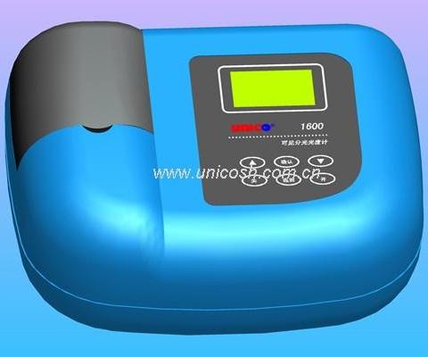 尤尼柯1600可见分光光度计
