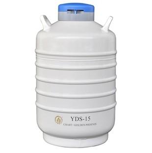 成都金凤YDS-15液氮罐