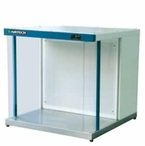 苏州安泰HD-650桌上型洁净工作台单人单面、水平送风