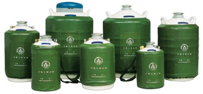 成都金凤YDS-50B液氮罐