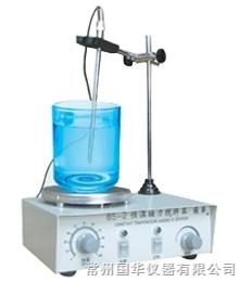 常州国华85-2恒温磁力搅拌器