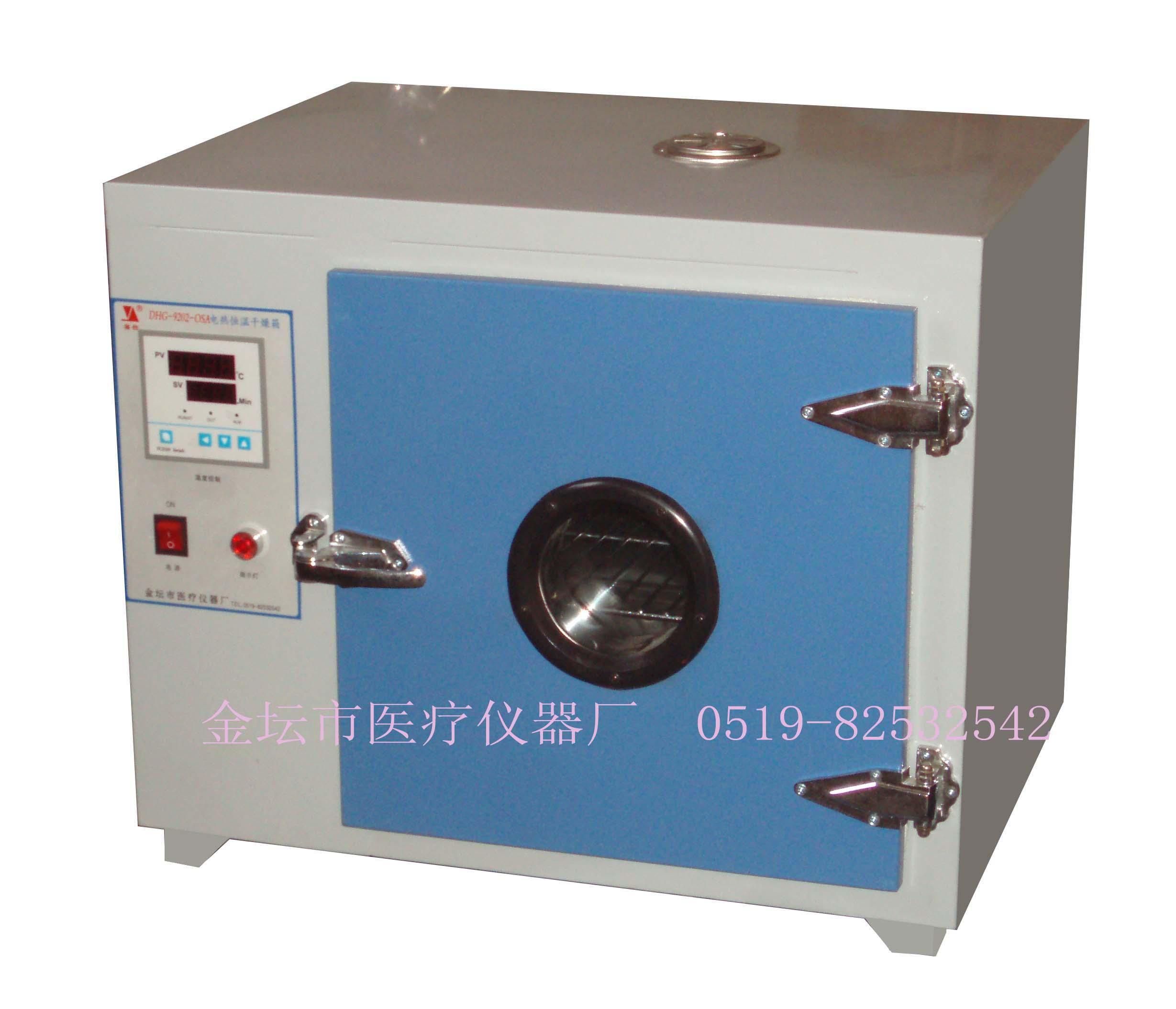 江苏金坛DHG-9101电热恒温鼓风干燥箱