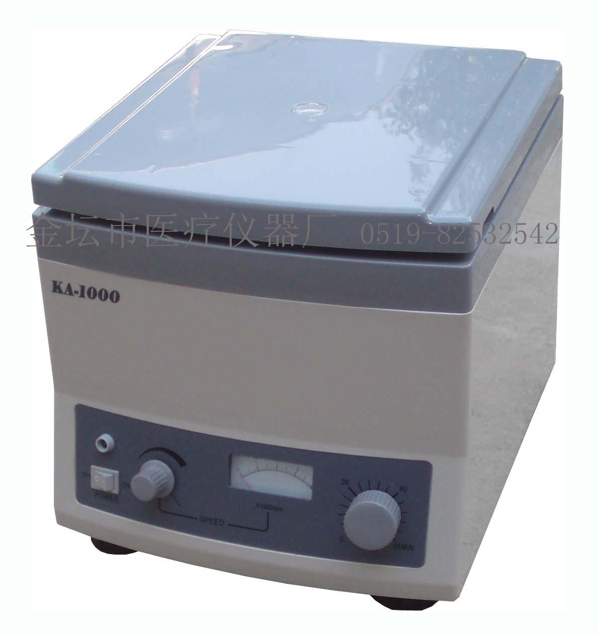 江苏金坛KA-1000低速台式离心机