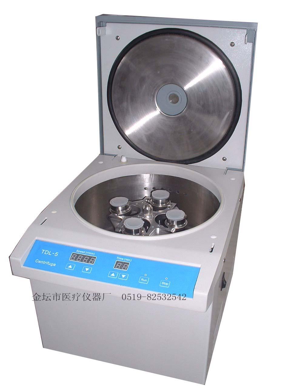 江苏金坛TDL-5台式大容量离心机