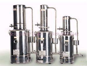 江苏金坛HSZ-5不锈钢电热蒸馏水器