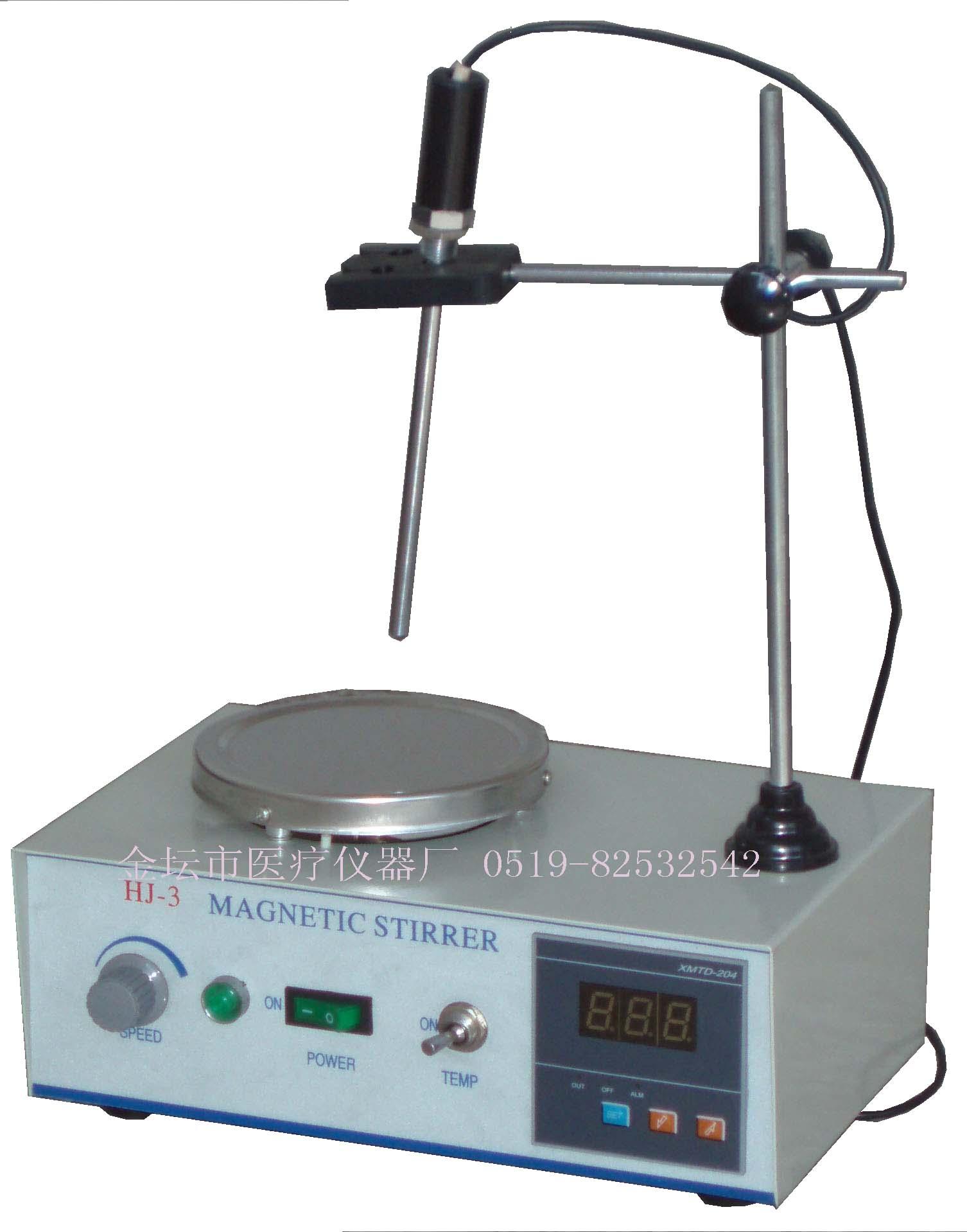 江苏金坛HJ-3恒温磁力搅拌器