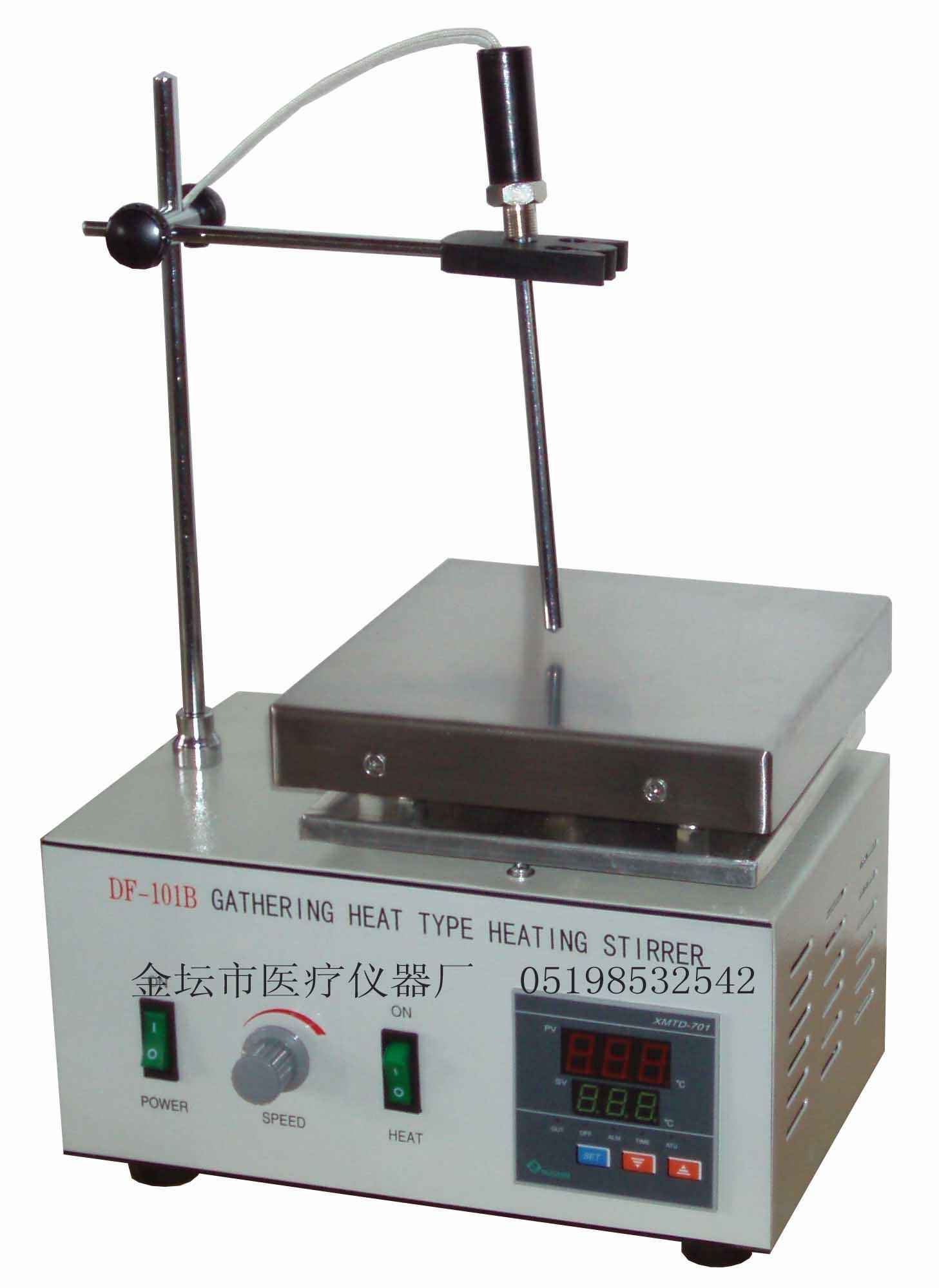 江苏金坛DF-101B集热式磁力搅拌器