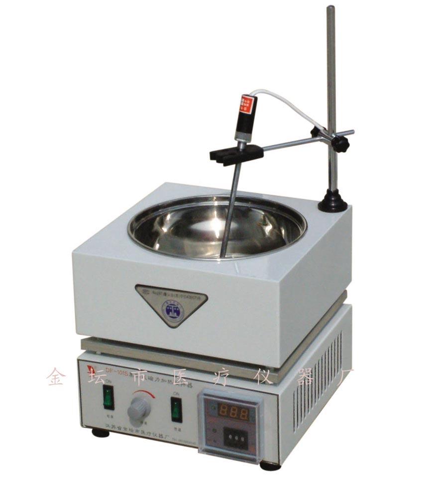 江苏金坛DF-101S集热式恒温磁力搅拌器
