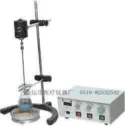 江苏金坛JJ-5控温电动搅拌器