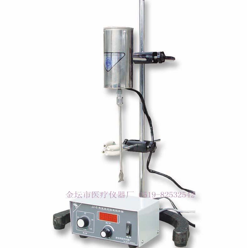 江苏金坛JJ-6 100W数显电动搅拌器
