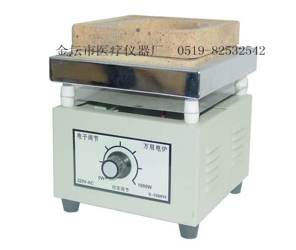 江苏金坛DDL-1KW电子调温炉